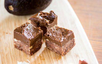 Chocolate Brownie with Chocolate Ganache